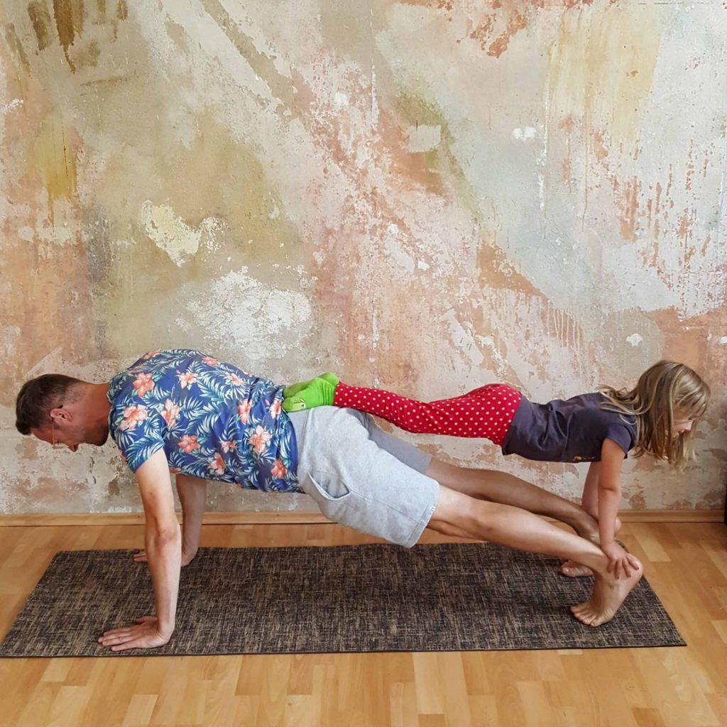 Kurse Familien yoga
